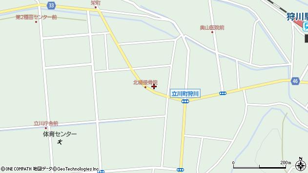 山形県東田川郡庄内町狩川西裏8周辺の地図