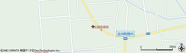 山形県東田川郡庄内町狩川西裏97周辺の地図
