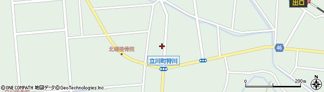 山形県東田川郡庄内町狩川小野里9周辺の地図