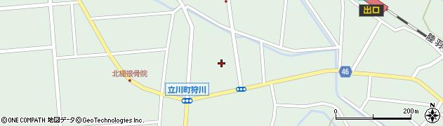 山形県東田川郡庄内町狩川小野里148周辺の地図