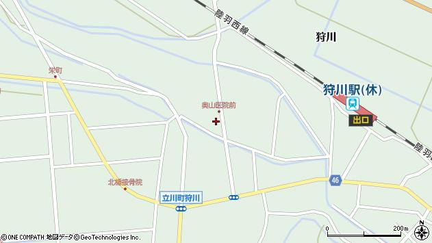 山形県東田川郡庄内町狩川小野里138周辺の地図