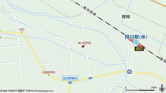 山形県東田川郡庄内町狩川小野里137周辺の地図