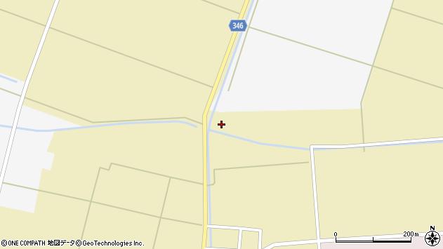 山形県東田川郡庄内町返吉大上17周辺の地図