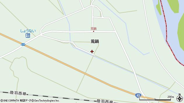山形県東田川郡庄内町狩川外北割61周辺の地図