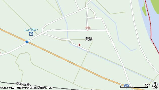 山形県東田川郡庄内町狩川外北割62周辺の地図