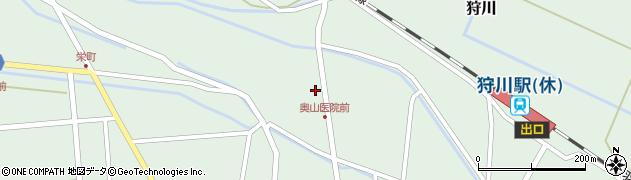 山形県東田川郡庄内町狩川小野里133周辺の地図