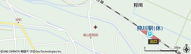 山形県東田川郡庄内町狩川小野里124周辺の地図