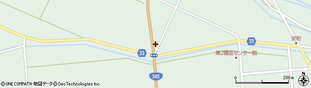 山形県東田川郡庄内町狩川相見31周辺の地図