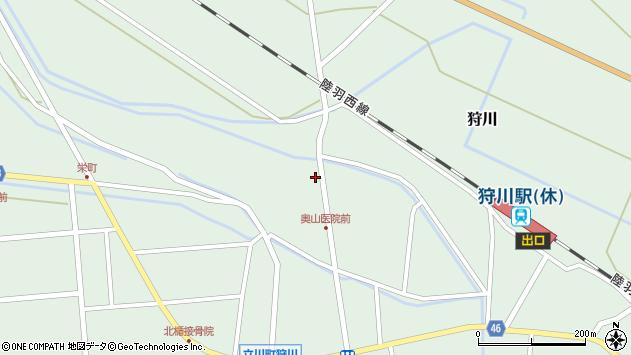 山形県東田川郡庄内町狩川小野里131周辺の地図