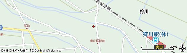 山形県東田川郡庄内町狩川小野里130周辺の地図