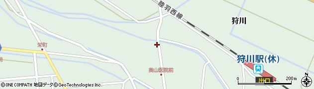 山形県東田川郡庄内町狩川小野里129周辺の地図
