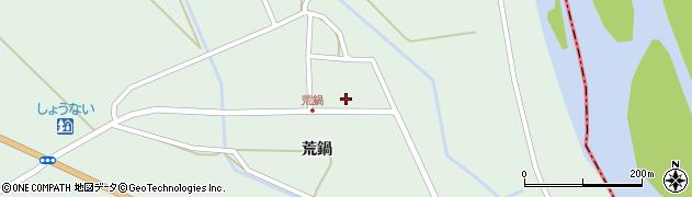 山形県東田川郡庄内町狩川荒鍋51周辺の地図