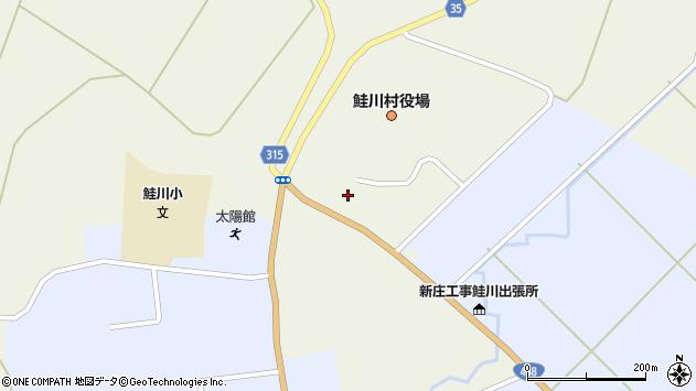 山形県最上郡鮭川村佐渡835周辺の地図