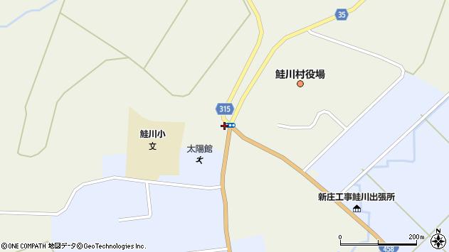 山形県最上郡鮭川村佐渡824周辺の地図