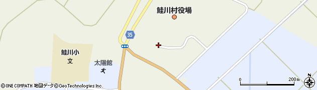 山形県最上郡鮭川村佐渡836周辺の地図