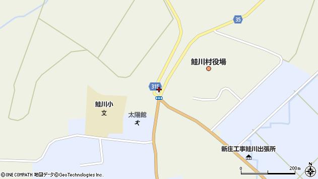 山形県最上郡鮭川村佐渡1995周辺の地図