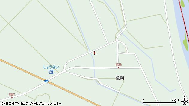 山形県東田川郡庄内町狩川二番割71周辺の地図