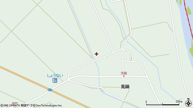 山形県東田川郡庄内町狩川二番割36周辺の地図