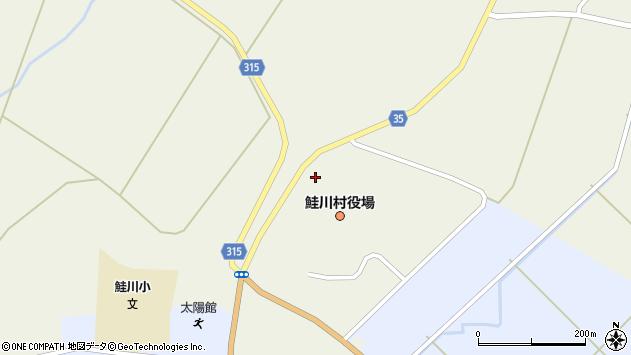 山形県最上郡鮭川村佐渡880周辺の地図