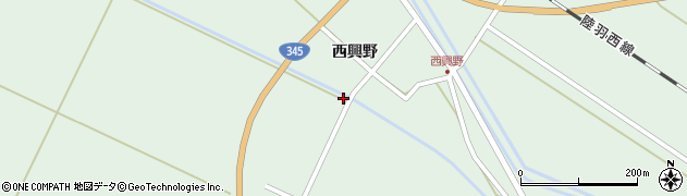 山形県東田川郡庄内町狩川殿田1周辺の地図