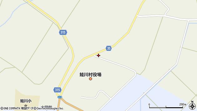 山形県最上郡鮭川村佐渡914周辺の地図