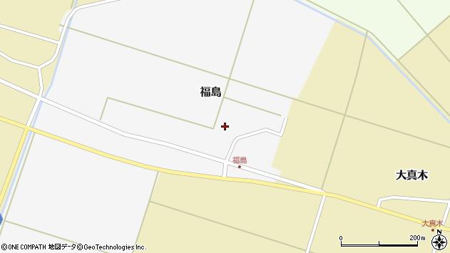 山形県東田川郡庄内町福島西田4周辺の地図