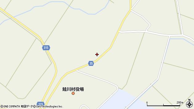 山形県最上郡鮭川村佐渡2077周辺の地図