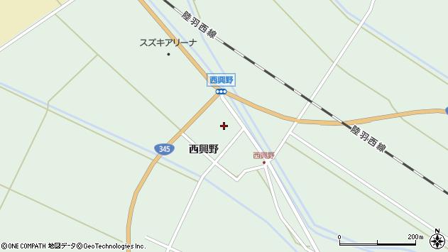 山形県東田川郡庄内町狩川早稲田3周辺の地図