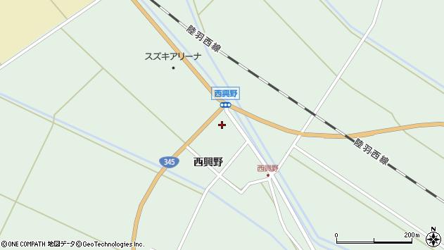 山形県東田川郡庄内町狩川早稲田4周辺の地図
