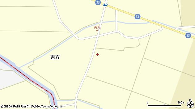 山形県東田川郡庄内町吉方主計田51周辺の地図