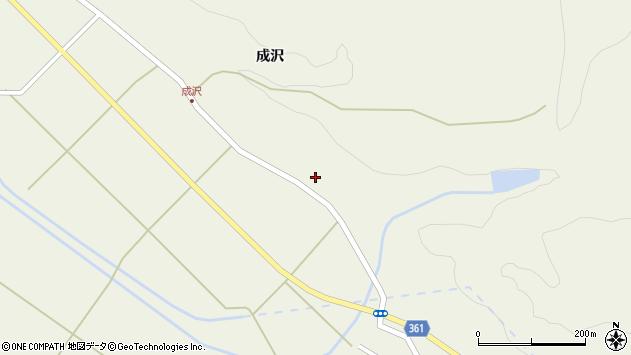 山形県酒田市成興野堰内5周辺の地図