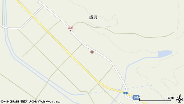 山形県酒田市成興野堰内21周辺の地図
