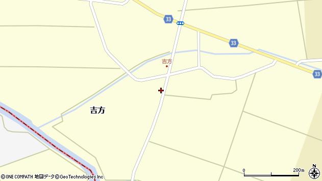 山形県東田川郡庄内町吉方稗田79周辺の地図