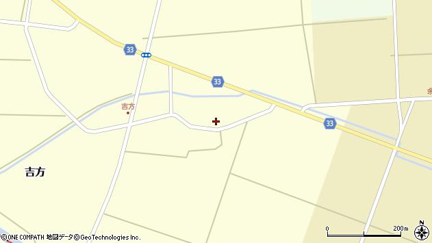 山形県東田川郡庄内町吉方東野23周辺の地図