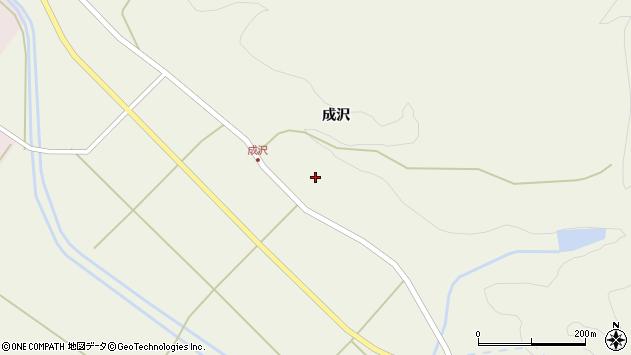 山形県酒田市成興野堰内13周辺の地図