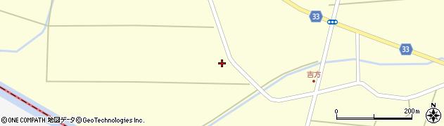 山形県東田川郡庄内町吉方四十間53周辺の地図