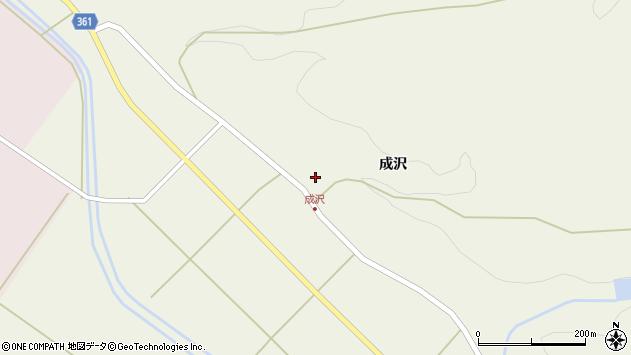山形県酒田市成興野堰内78周辺の地図