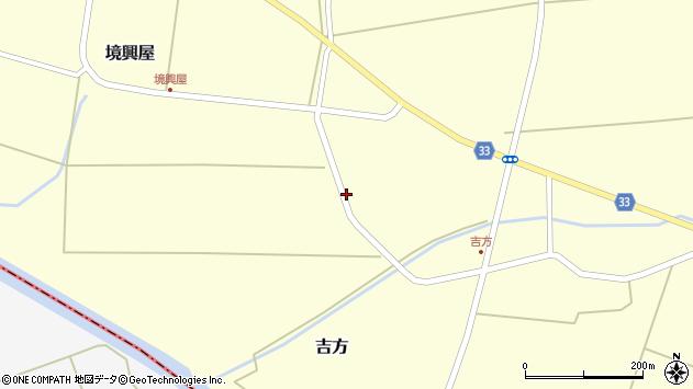 山形県東田川郡庄内町吉方四十間35周辺の地図