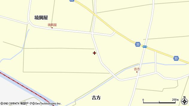 山形県東田川郡庄内町吉方四十間48周辺の地図