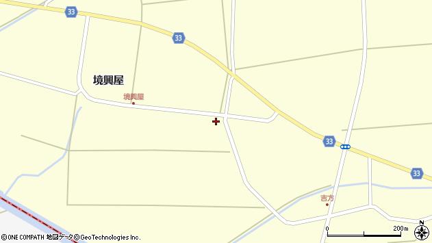 山形県東田川郡庄内町吉方四十間61周辺の地図