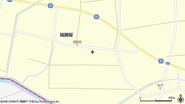 山形県東田川郡庄内町吉方四十間66周辺の地図
