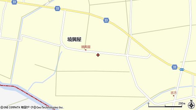 山形県東田川郡庄内町吉方四十間68周辺の地図