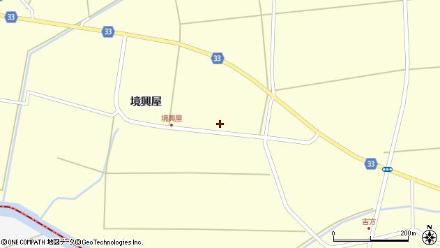 山形県東田川郡庄内町吉方四十間41周辺の地図