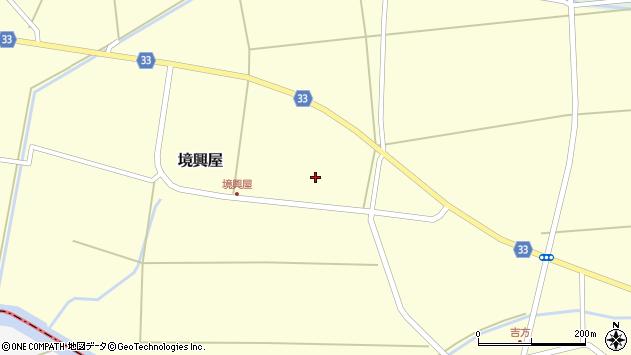 山形県東田川郡庄内町吉方中割51周辺の地図