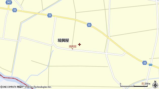 山形県東田川郡庄内町吉方中割62周辺の地図