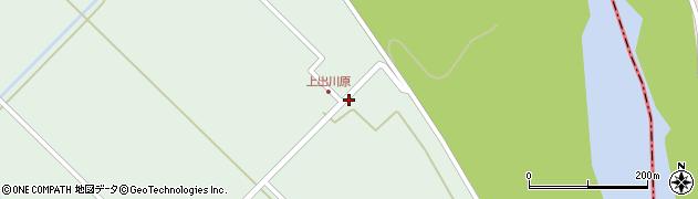 山形県東田川郡庄内町狩川荒鍋西周辺の地図