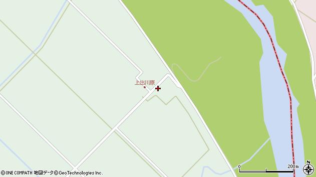 山形県東田川郡庄内町狩川上割307周辺の地図