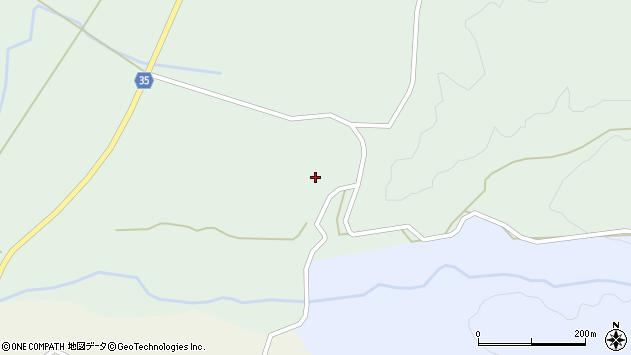 山形県最上郡鮭川村京塚2139周辺の地図