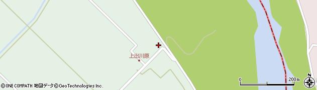 山形県東田川郡庄内町狩川上割303周辺の地図