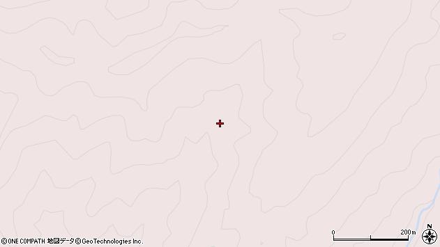 山形県酒田市小林川上周辺の地図